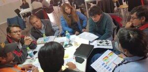 Un taller de riesgos para un megaproyecto de un cliente de Liliana