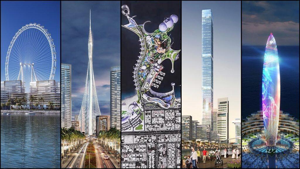 Megaproyectos en construcción en Dubai